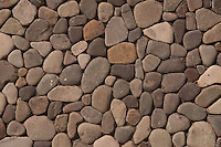 Stone Wall Detail, Turtle Island, Yasawa Islands, Fiji