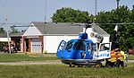 Ludlow Falls and West Milton Fire Departments along with rescue personnel responded to Ludlow Falls for another person dumb enough to jump from the St. Rt. 48 bridge, some 75 feet above. The 22 year old male apparently struck his head as he landed in the water below. CareFlight responded to the scene and firefighters and medics, once again, risked their own lives to save some who was stupid.