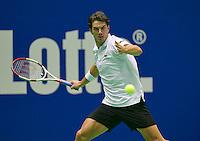 21-12-13,Netherlands, Rotterdam,  Topsportcentrum, Tennis Masters, Jesse Huta Galung (NED)<br /> Photo: Henk Koster