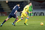 Ross County v St Johnstone…27.12.17…  Global Energy Stadium…  SPFL<br />Chris Millar and Tim Chow<br />Picture by Graeme Hart. <br />Copyright Perthshire Picture Agency<br />Tel: 01738 623350  Mobile: 07990 594431