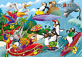 Alfredo, CUTE ANIMALS, puzzle, paintings(BRTO27101,#AC#) illustrations, pinturas, rompe cabeza