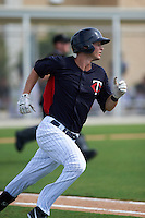 Minnesota Twins Chris Paul (23) during an instructional league game against the Boston Red Sox on September 26, 2015 at CenturyLink Sports Complex in Fort Myers, Florida.  (Mike Janes/Four Seam Images)
