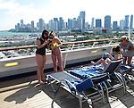 Cruising from Miami, FL