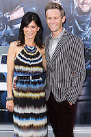 HOLLYWOOD, LOS ANGELES, CA, USA - AUGUST 11: Perrey Reeves at the Los Angeles Premiere Of Lionsgate Films' 'The Expendables 3' held at the TCL Chinese Theatre on August 11, 2014 in Hollywood, Los Angeles, California, United States. (Photo by Xavier Collin/Celebrity Monitor)