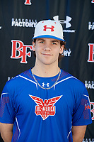 Ty Bailey during the Under Armour All-America Tournament powered by Baseball Factory on January 17, 2020 at Sloan Park in Mesa, Arizona.  (Mike Janes/Four Seam Images)