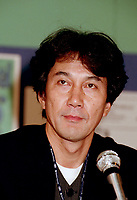 Montreal (Qc) CANADA -August 31, 1997 File Photo-<br /> Paradise Lost main actor,Koji Yakusho,<br /> <br /> at 1997 World Film Festival.<br /> -Photo (c) Pierre Roussel - Images Distribution