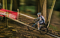 Loris Rouiller (SUI/Alpecin-Fenix)<br /> <br /> 2020 Superprestige Gavere (BEL)<br /> <br /> ©kramon