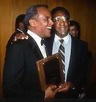 Harry Belafonte Bill Cosby 1979<br /> Photo By Adam Scull/PHOTOlink.net