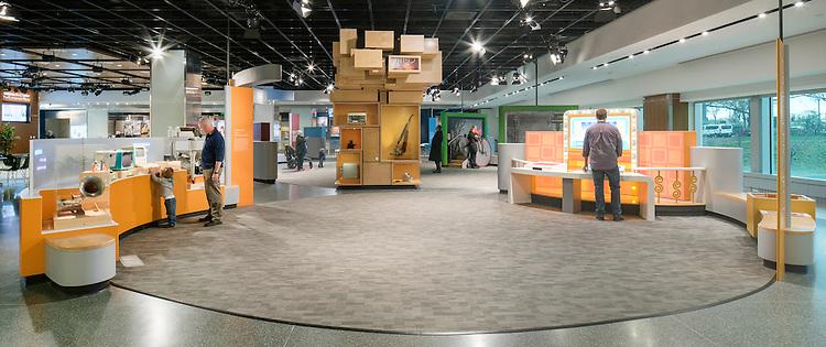 Innovation Exhibits | Roto Design