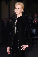 """Nicole Kidman<br /> at the London Film Festival 2016 premiere of """"Lion"""" at the Odeon Leicester Square, London.<br /> <br /> <br /> ©Ash Knotek  D3176  12/10/2016"""