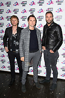 Muse<br /> arriving for the NME Awards 2018 at the Brixton Academy, London<br /> <br /> <br /> ©Ash Knotek  D3376  14/02/2018