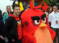 """Premiere of """"Angry Birds"""""""