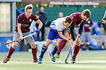 In their final match this year on the pitch outdoor Mnnheimer HC defeats Muenchner SC 3-0. (Photo by Dirk Markgraf / www.265-images.com) <br /> <br /> #Mannheim #MannheimerHC #Muenchen #MuenchnerSC #MSC @mannheimerhc @dhb_hockey @muenchnersportclub