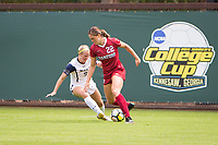 STANFORD, CA - September 3, 2017: Averie Collins at Cagan Stadium. Stanford defeated Navy 7-0.