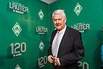 04.02.2019, Dorint Park Hotel Bremen, Bremen, GER, 1.FBL, 120 Jahre SV Werder Bremen - Gala-Dinner<br /> <br /> im Bild<br /> Max Lorenz, <br /> <br /> Der Fussballverein SV Werder Bremen feiert am heutigen 04. Februar 2019 sein 120-jähriges Bestehen. Im Park Hotel Bremen findet anläßlich des Jubiläums ein Galadinner statt. <br /> <br /> Foto © nordphoto / Ewert