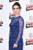 Charlotte Riley<br /> arriving for the Empire Film Awards 2017 at The Roundhouse, Camden, London.<br /> <br /> <br /> ©Ash Knotek  D3243  19/03/2017