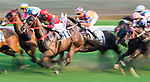 Horse Travel Emperor #11 ridden by Joao Moreira (red cap) competes during the race 8 of HKJC Horse Racing 2017-18 at the Sha Tin Racecourse on 16 September 2017 in Hong Kong, China. Photo by Victor Fraile / Power Sport Images