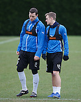 Jon Daly and Dean Shiels