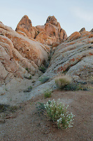 Granite boulders in the Alabama Hills, near Lone Pine, California