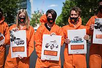 2019/06/18 Politik | Umweltschutz | Verkehr | Protest gegen SUV