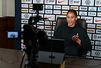 USWNT Press Conference, October 27, 2020