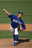 March 28 2009: Matt Andriese of the UC Riverside Highlanders during game against the CS Fullerton Titans at Riverside Sports Complex in Riverside,CA.  Photo by Larry Goren/Four Seam Images