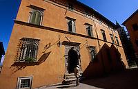 Italien, Umbrien, Hotel Palazzo Dragoni in Spoleto