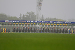 29 MAY 2011: Orfevre wins the Japanese Derby, the seconds jewel of the Japanese Triple Crown in Tokyo, Japan.