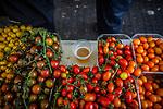 Shukhanamal farmers market Tel Aviv port Friday Jan 5 2018 . Photo by Eyal Warshavsky