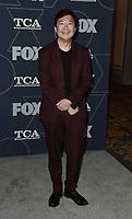 2020 FOX WINTER TCA: THE MASKED SINGER panelist Ken Jeong arrives at the FOX WINTER TCA ALL-STAR PARTY during the 2020 FOX WINTER TCA at the Langham Hotel, Tuesday, Jan. 7 in Pasadena, CA. © 2020 Fox Media LLC. CR: Scott Kirkland/FOX/PictureGroup