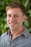 Portrait of Thomas Vaassen from the Hub Amsterdam.