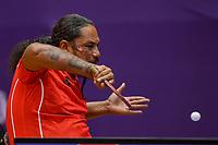 TT / Siaosi Vaka (TGA)<br /> Marrara Sporting Complex<br /> 2019 Arafura Games - NT<br /> Thursday 2 May 2019<br /> © STL / Jeff Crow / Paralympics Australia
