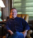 Portrait of writer, Darryl Nyznyk