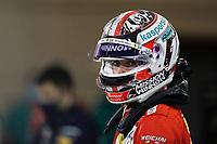 27th March 2021; Sakhir, Bahrain; F1 Grand Prix of Bahrain, Qualifying sessions;  LECLERC Charles (mco), Scuderia Ferrari SF21, portrait during Formula 1 Gulf Air Bahrain Grand Prix 2021 qualifying