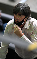 v. l. Trainer Joachim JOGI Loew (Deutsche Fussball Nationalmannschaft DFB)<br /> <br /> <br /> Fussball, Herren, Saison 2019/2020, 77. Finale um den DFB-Pokal in Berlin, Bayer 04 Leverkusen - FC Bayern München, 04.07. 2020, Foto: Matthias Koch/POOL/Marc Schueler/Sportpics.de