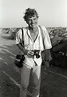 Sudan, Tokar, 1985<br /> <br /> In Sudan in 1985 at a refugee camp close to the border with Eritrea.<br /> <br /> Photo archive Kees Metselaar