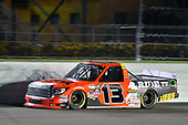 NASCAR Camping World Truck Series<br /> Ford EcoBoost 200<br /> Homestead-Miami Speedway, Homestead, FL USA<br /> Friday 17 November 2017<br /> Cody Coughlin, Ride TV/ Jegs Toyota Tundra<br /> World Copyright: Nigel Kinrade<br /> LAT Images