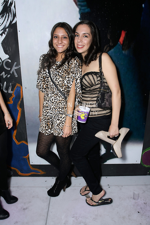 Image of guest partying at Culture Club Dance Club NYC, November 12, 2011.
