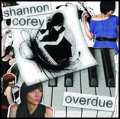 Shannon Corey CD cover