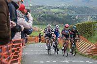 Michael Matthews (AUS/Sunweb) up La Redoute<br /> <br /> 103rd Liège-Bastogne-Liège 2017 (1.UWT)<br /> One Day Race: Liège › Ans (258km)
