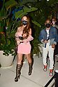 MIAMI BEACH, FL - APRIL 16: Guest attends the Inter Miami CF Season Opening Party Hosted By David Grutman and Pharrell Williams at The Goodtime Hotel on April 16, 2021 in Miami Beach, Florida.  ( Photo by Johnny Louis / jlnphotography.com )