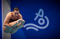 Mew-Jensen Scarlett GBR<br /> Diving - Women's 3m preliminary<br /> XXXV LEN European Aquatic Championships<br /> Duna Arena<br /> Budapest  - Hungary  15/5/2021<br /> Photo Giorgio Perottino / Deepbluemedia / Insidefoto