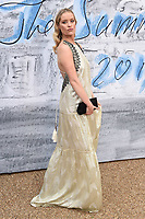 Laura Whitmore<br /> arriving for The Summer Party 2019 at the Serpentine Gallery, Hyde Park, London<br /> <br /> ©Ash Knotek  D3511  25/06/2019