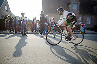 most famous beard in the peloton: Namibian Champion Dan Craven (NAM/Europcar)<br /> <br /> 3 Days of West-Flanders 2015<br /> stage 2: Nieuwpoort - Ichtegem 184km