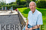 Joe Harrington at home in Lyracrompane