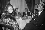 RENZO ARBORE E ZEUDI ARAYA<br /> FESTA ALL'HIPPOPOTAMUS CLUB ROMA 1972