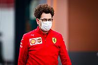 July 2nd 2021; F1 Grand Prix of Austria, free practise sessions;  BINOTTO Mattia (ita), Managing Director of the Scuderia Ferrari