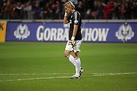 Rene Adler (Bayer Leverkusen) enttäuscht