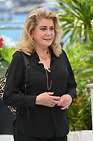 CANNES, FRANCE. July 11, 2021: Catherine Deneuve at the photocall for Peaceful (De Son Vivant) at the 74th Festival de Cannes.<br /> Picture: Paul Smith / Featureflash