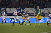 VOETBAL: HEERENVEEN: Abe Lenstra Stadion, 17-04-2018, SC Heerenveen - ADO Den Haag, uitslag 2-0, ©foto Martin de Jong